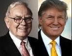 trump and buffet-1